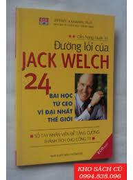 Đường lối của Jack Welch