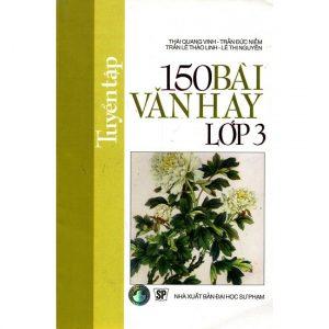150 Bài Văn Hay Lớp 3