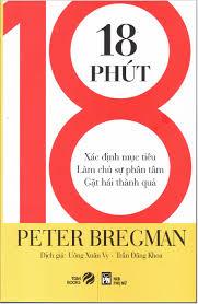 18 phút - Peter Bregman