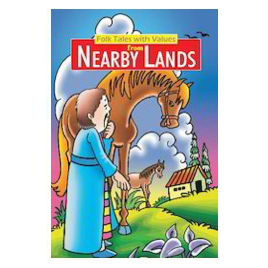 Folk Tales With Values from Nearby Lands