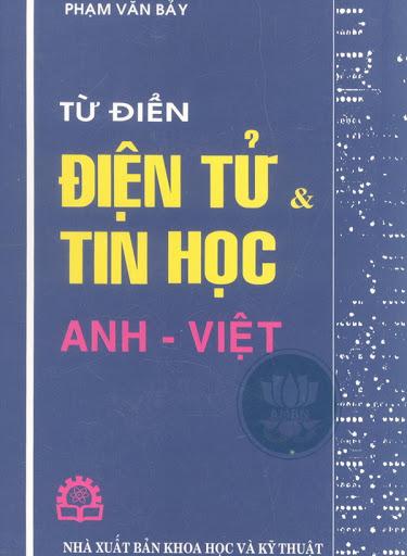 Từ điển điện tử - tin học Anh - Việt