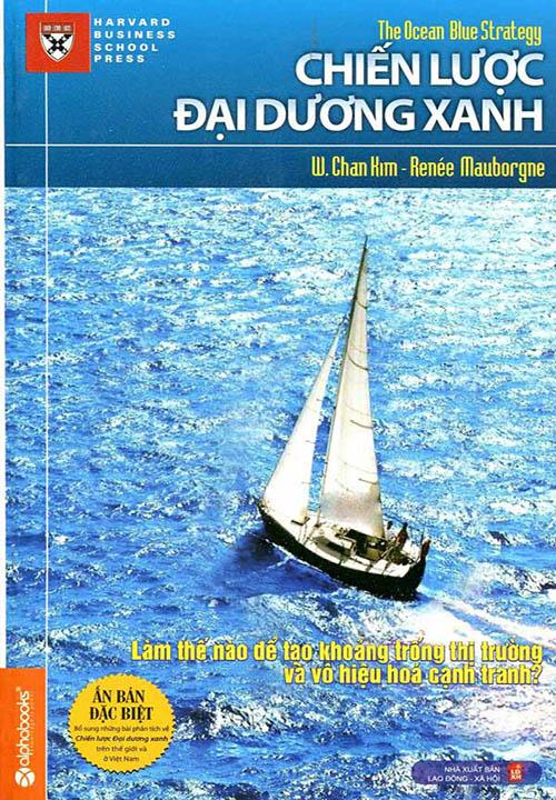Chiến lược đại dương xanh-W. chan kim - Renee mauborgni