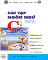 Bài tập ngôn ngữ C ( từ A đến Z )