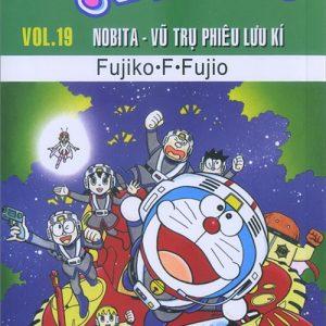 Doraemon Vol.19 - Nobita Vũ trụ phưu lưu ký