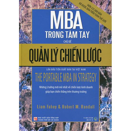 MBA Trong Tầm Tay - Chủ Đề Quản Lý Chiến Lược
