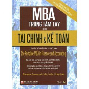 MBA Trong Tầm Tay - Chủ Đề Tài Chính Và Kế Toán