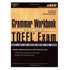 Grammar for the TOEFL Exam