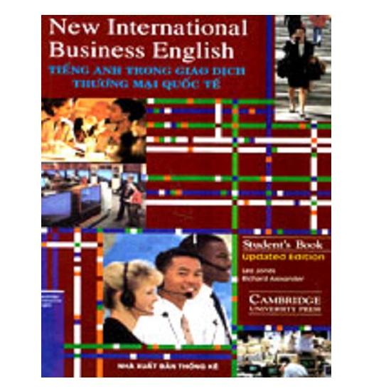 New International Bussiness English