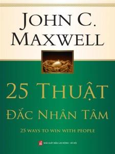 25 thuật đắc nhân tâm- John C. Maxwell