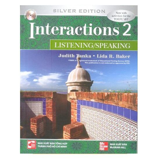 Interactions 2 - Listening /Speaking
