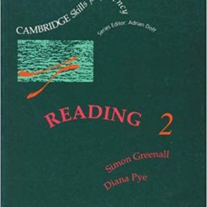 Reading 2 Student's book: Intermediate (Cambridge Skills for Fluency)