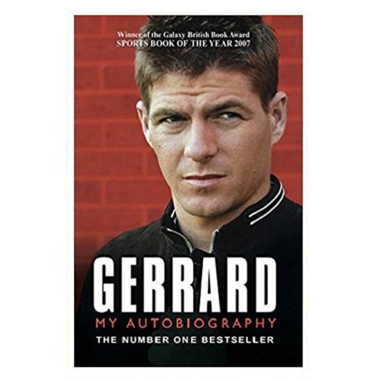 Gerrard - My autobiography