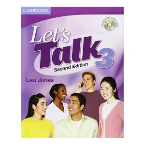 Let's talk 3