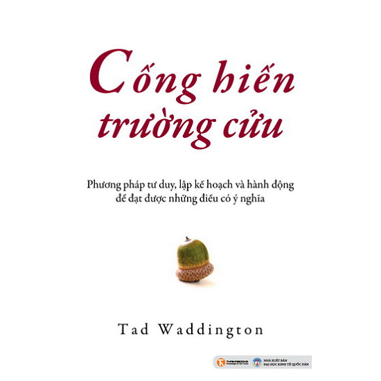 Cống hiến trường cửu-Tad Waddington (Copy)
