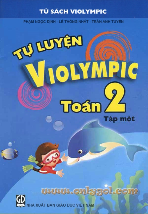 Tự luyện Violympic Toán Lớp 2 (Tập 1)