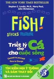 Fish 3 - Triết Lý Chợ Cá Cho Cuộc Sống
