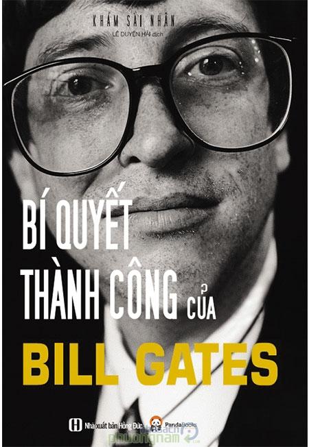 Bí quyết thành công của Bill Gate