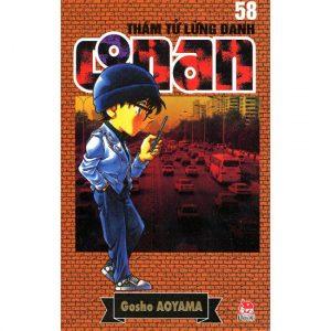 Thám Tử Lừng Danh Conan Tập 58