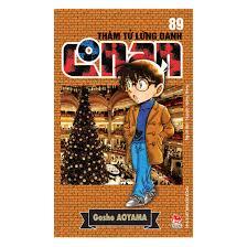 Thám Tử Lừng Danh Conan Tập 89