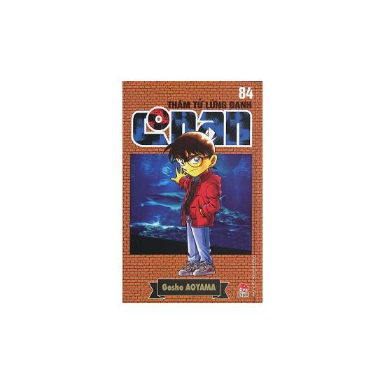 Thám Tử Lừng Danh Conan Tập 84