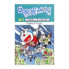 Doremon 21 - Nobita và những dũng sĩ có cánh