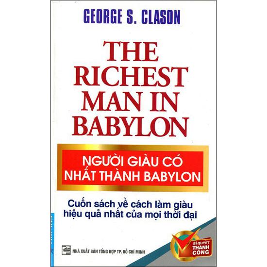 Người giàu có nhất thành Babylon - George Samuel Clason