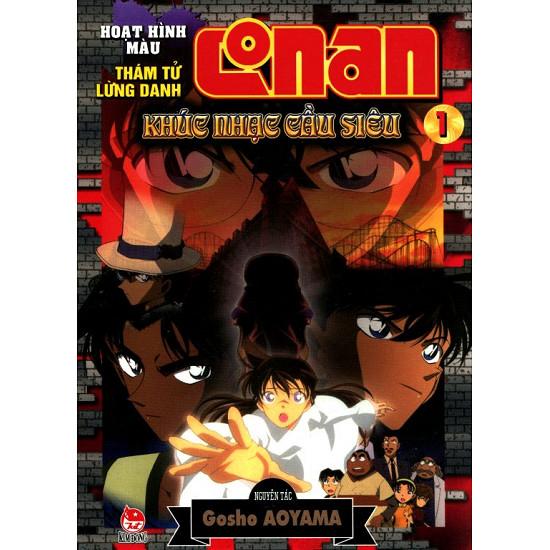 Conan - Khúc nhạc cầu siêu 1