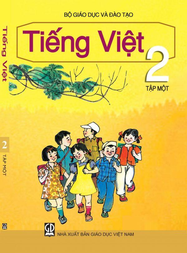 Tiếng Việt Lớp 2 (Tập 1)