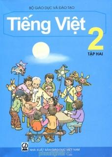 Tiếng Việt Lớp 2 (Tập 2)